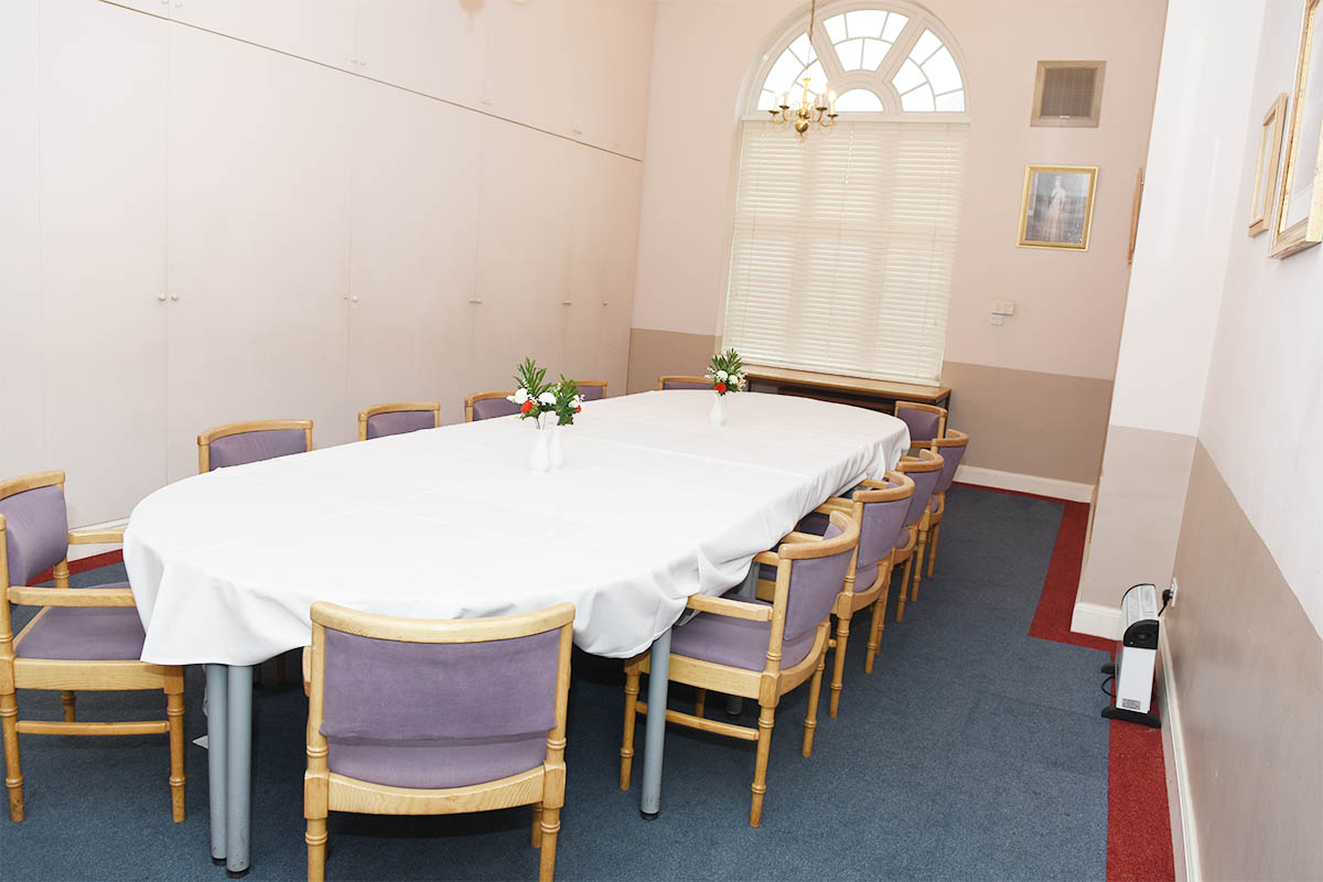<h5>The Northwick Room</h5>  Capacity 14 Dining