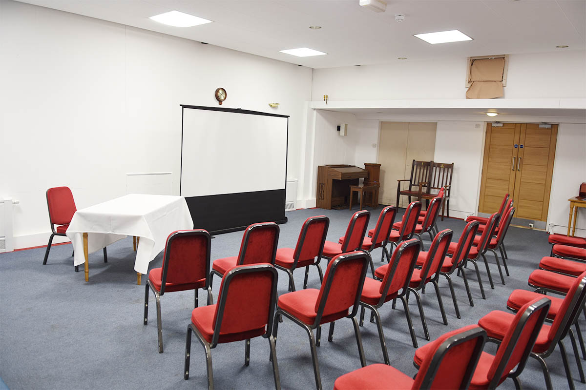 <h5>The Kenton Room</h5> Capacity 30 Seats